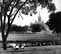 Photo of State Capitol, Hartford, Conn.