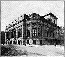 Photo of New Theatre, New York