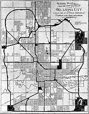 Plan of Park System, Oklahoma City
