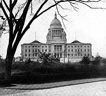 Photo of State Capitol, Providence, R.I.