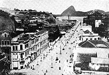 Photo of New Avenue, Rio de Janiero