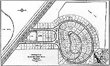 Plan of Round Top Hill Subdivision, Madison