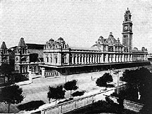 Photo of Railroad Station, Sao Paulo, Brazil