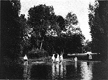 Photo of Wading Pool, Tenney Park, Madison