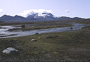 Color photo of Snæfell, small version.