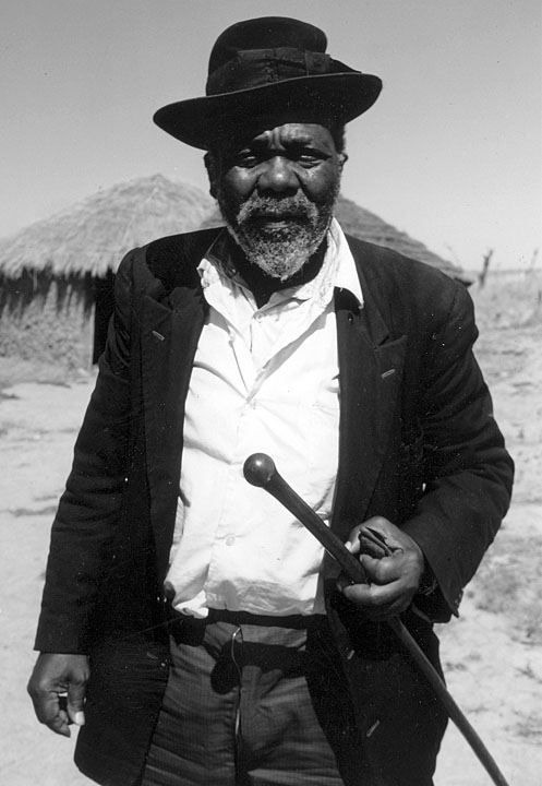 PHOTOGRAPH OF NOMBHONJO ZUNGU