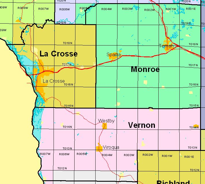Wisconsin Public Land Survey Records Original Field Notes