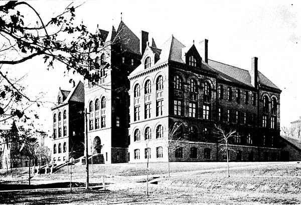 Image of SCIENCE HALL