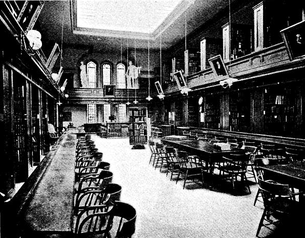 Image of READING ROOM