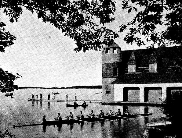 Image of UNIVERSITY BOAT HOUSE
