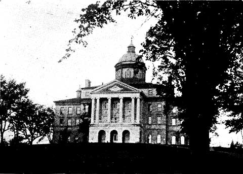 Image of OLD UNIVERSITY HALL