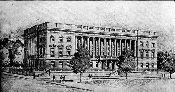 Image of STATE HISTORICAL LIBRARY BUILDING