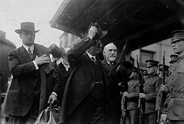 Image of Theodore Roosevelt and Charles Van Hise