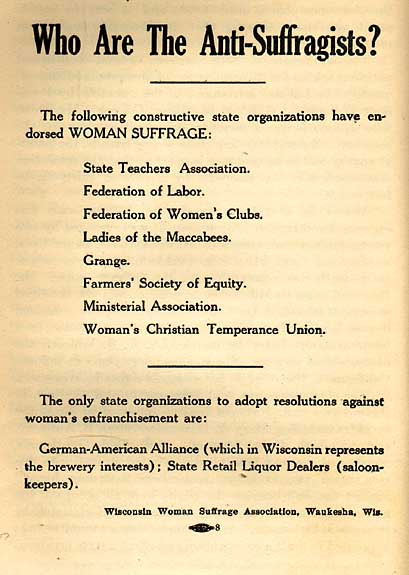 Image of How Wisconsin Women Won the Ballot