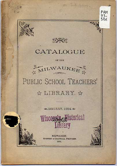 Image of Milwaukee Public School Library