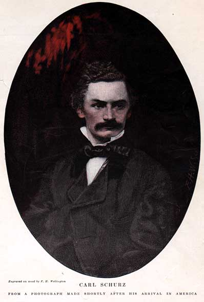 Image of Carl Schurz