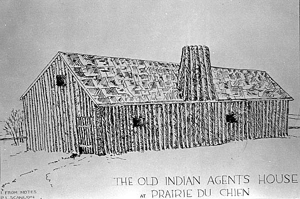 Image of Indian Agent's House