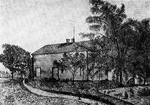 Image of Home of John Muir
