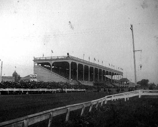 Image of State Fair Grandstand