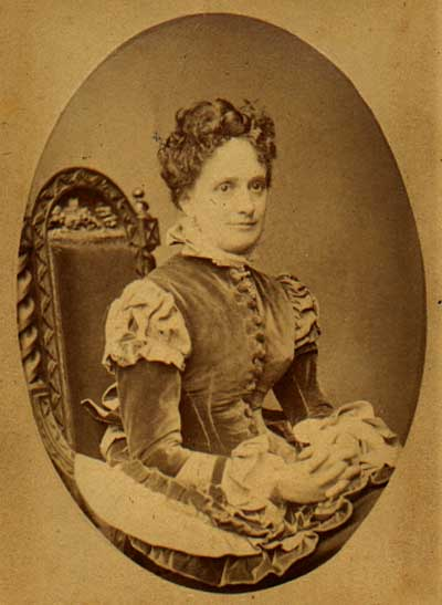 Image of Mrs. Lucius Fairchild