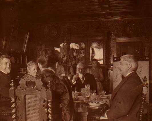 Image of Fairchild Dining Room