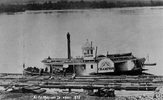 Image of Fort Madison, Iowa