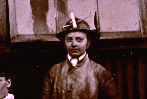 Image of Female miner