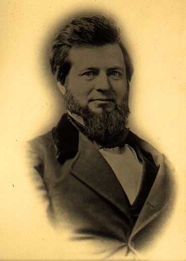 Image of Louis P. Harvey