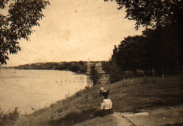 Image of Shore of Lake Mendota