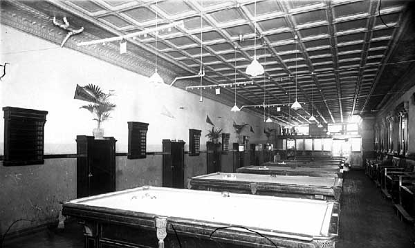 Image of UW Pool Hall