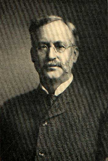 Image of Dean W. A. Henry