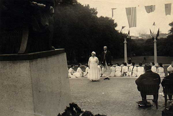 Image of Gathering on College Hill