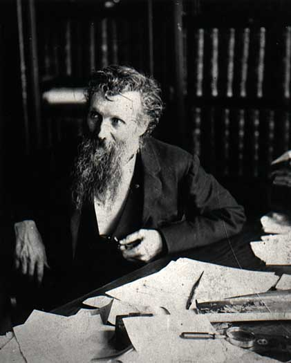 Image of John Muir
