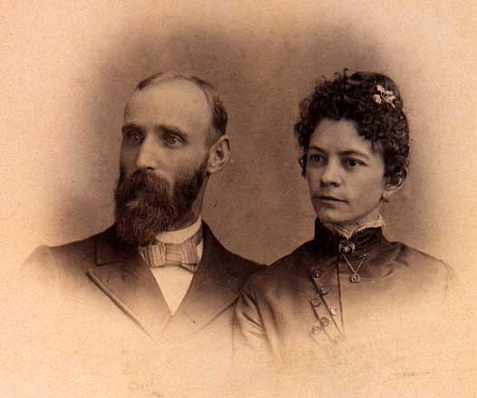 Image of Walter and Eva Van Hise