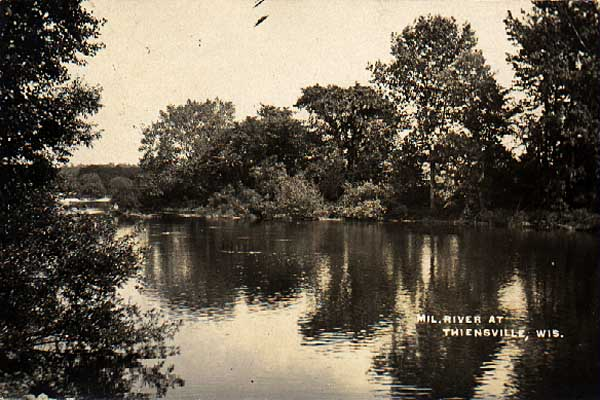 Image of Milwaukee River