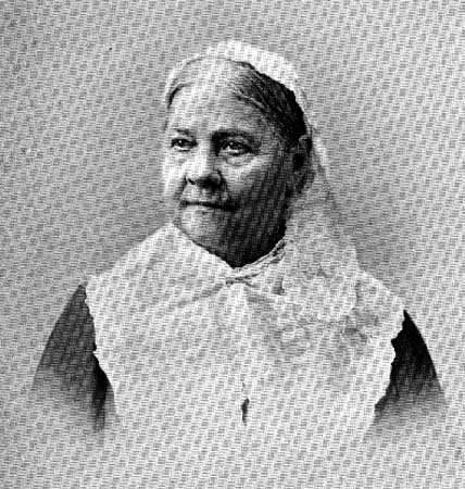 Image of Mrs. Lucy Stone