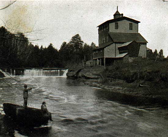 Image of Tilden Mill