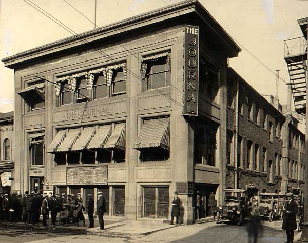 Image of Milwaukee Journal Building