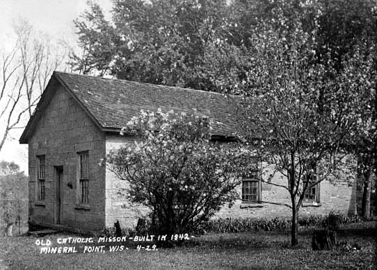 Image of Old Catholic Mission