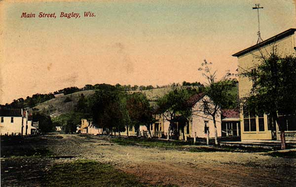 Image of Main Street, Bagley