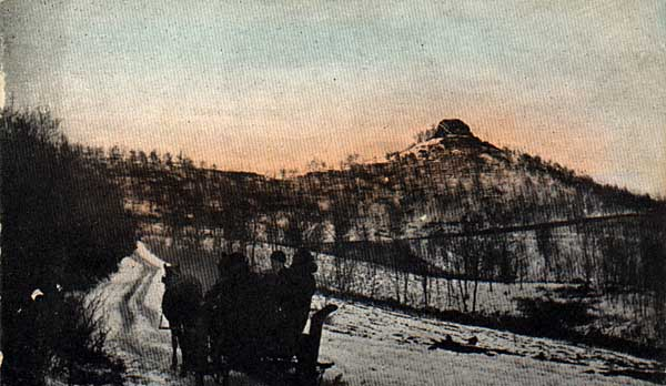 Image of Decorah Peak