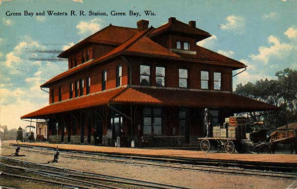 Image of Railroad Station