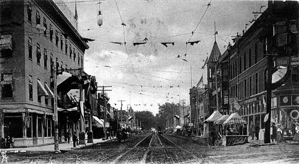 Image of Main Street, Green Bay