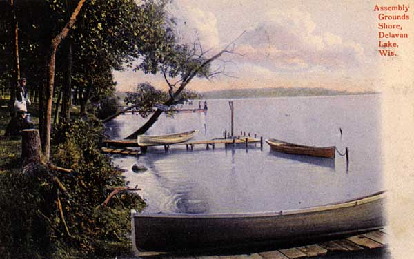Image of Delavan Lake