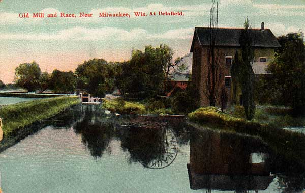 Image of Old Mill and Race