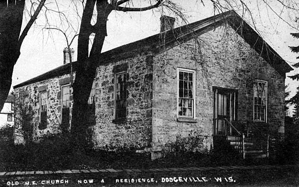 Image of Old M.E. Church