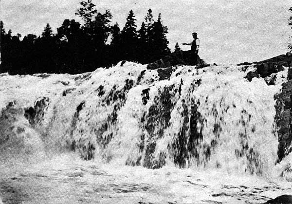 Image of Michigamme Falls