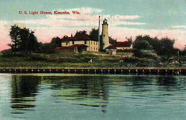 Image of U.S. Lighthouse, Kenosha