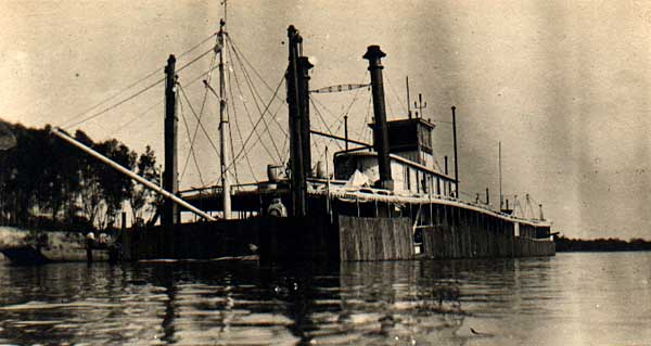 Image of The Mary Morton Sunk
