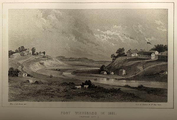 Image of Fort Winnebago